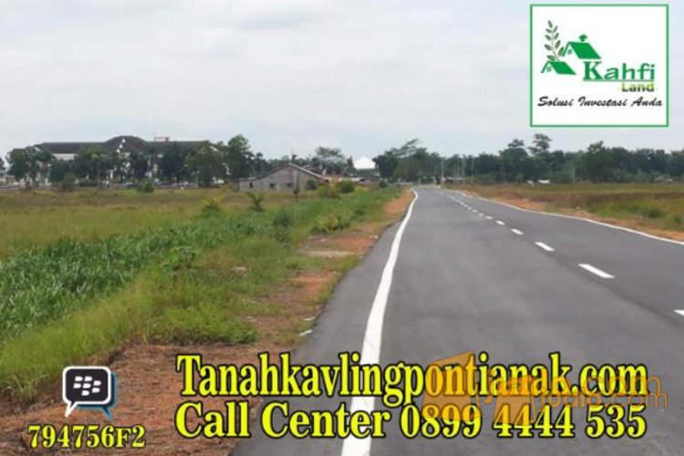 harga Jual tanah di pontianak, tanah kavling di pontianak 0899 4444 535 Jualo.com