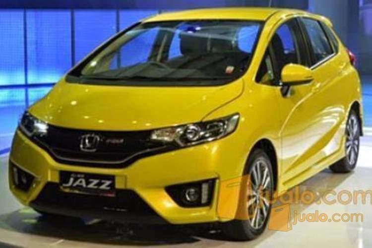 harga Jual HONDA NEW JAZZ Type A, S, RS, Cash/Kredit Cilegon - Serang Jualo.com