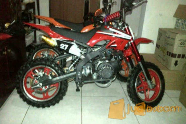 harga motor mini trail orion 50cc Jualo.com