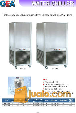 harga water chiller Jualo.com