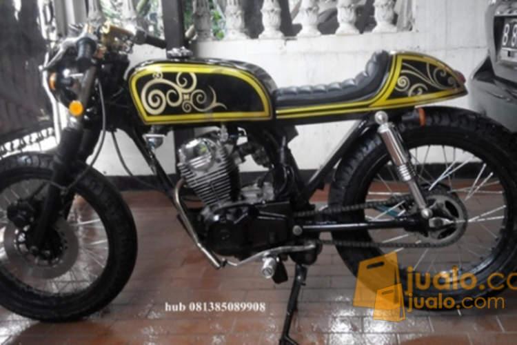 harga Cafe racer honda gl twin port jakarta mulus Jualo.com