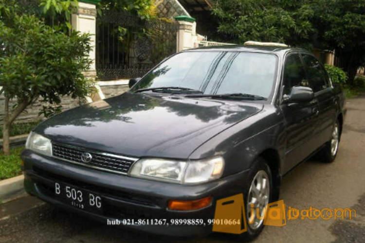harga Toyota Corolla Great 1.6 SEG Th.1995 Manual,W.Abu2 Metalik Jualo.com