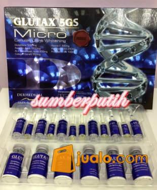 harga Glutax 5GS Micro Vial Kecil Suntik Putih | Suntik Pemutih Jualo.com