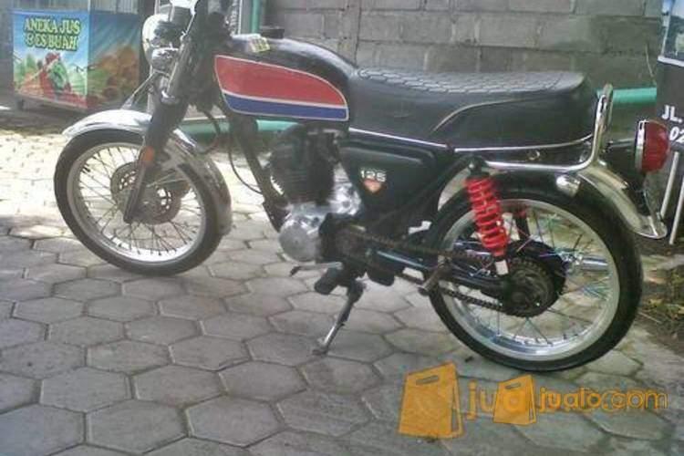 harga Honda GL Modif CB Glatik Jualo.com