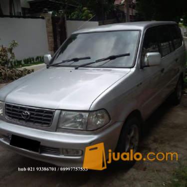 harga Toyota kijang LGX Diesel  thn 2001 manual Tangan Pertama Jualo.com