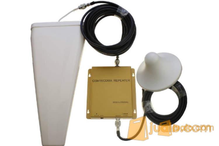 dualband gsm +3g call tech gw1500 Penguat sinyal 3G /HSDPA/UMTS  up to 1000m2