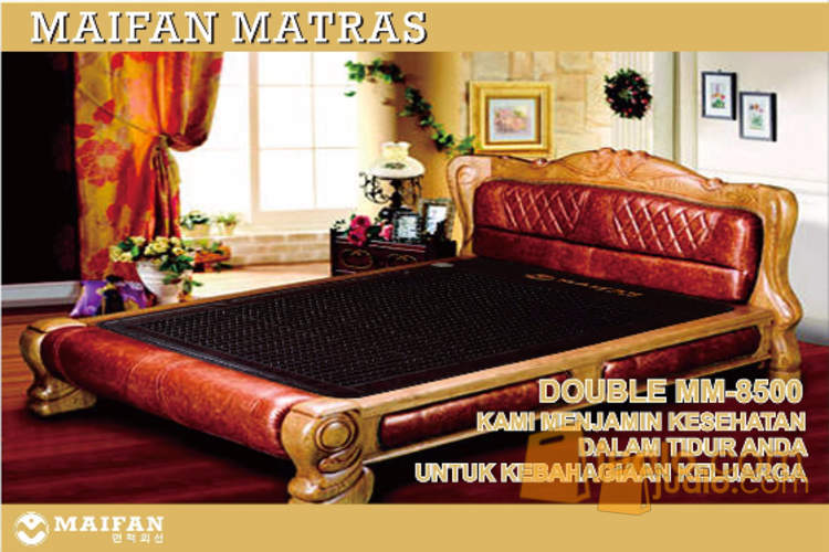 harga Maifan Matras Germanium Jualo.com