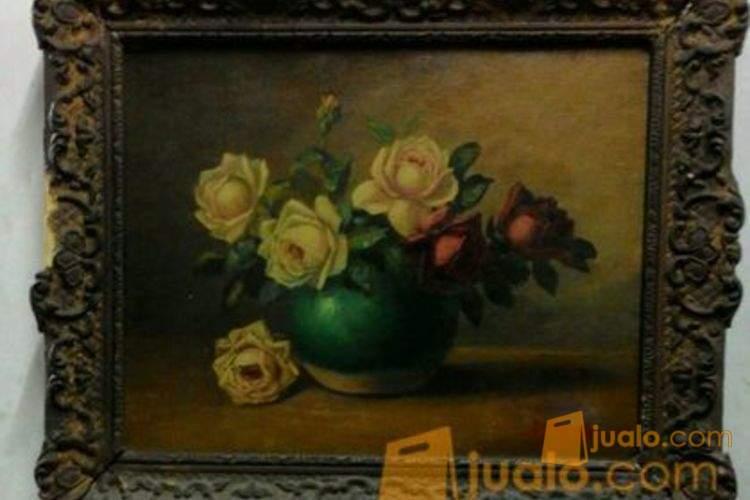 harga lukisan antik Jualo.com