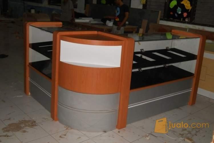 harga Furniture Semarang - Etalase Toko Handphone Jualo.com