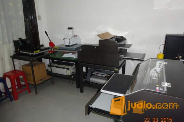 Printer dtg A3 plus mesin press kaos 38 x 38cm