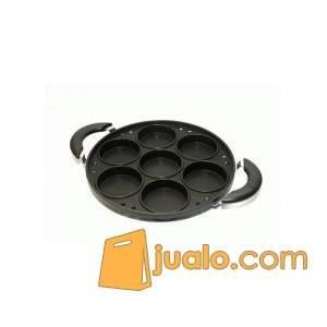 harga Snack Maker 7 Holes (Cetakan Martabak Mini) Jualo.com