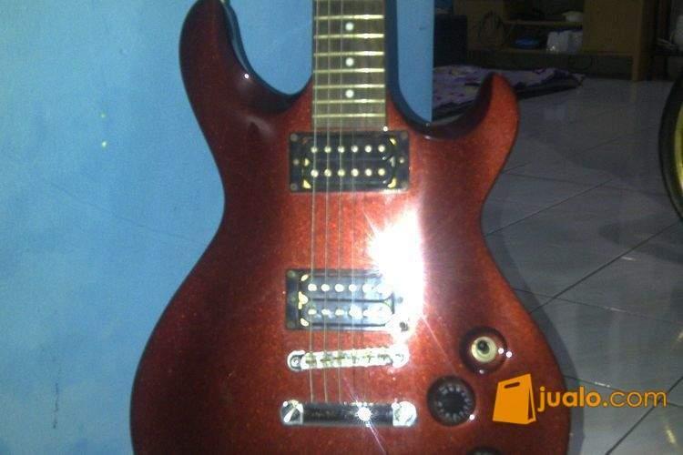 harga gitar cort m 200 kondisi 99% baru Jualo.com