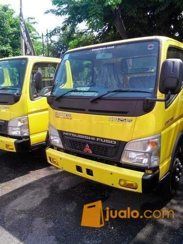 harga dump truk mitsubishi HD 125ps canter Jualo.com
