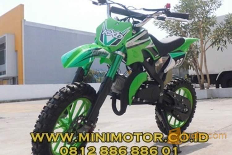 harga BIG TRAIL 110 CC MOTOR MINI UNTUK ANAK Jualo.com