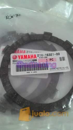 harga kampas kopling yamaha yz125 japan / rxz Jualo.com