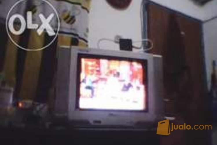 harga tv 14 inch bisa tt/barter andromax c Jualo.com