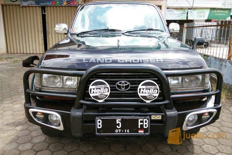 harga toyota land cruiser vx turbo Jualo.com