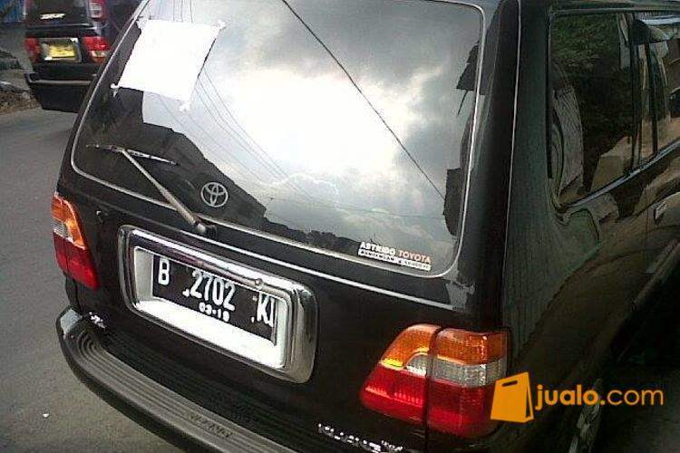 harga mobil kijang lgx th 2004  1800 cc Jualo.com