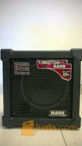 harga Roland Cube 20 XL Bass Jualo.com