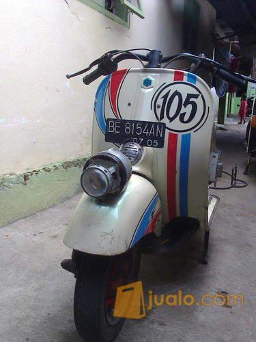 harga jual vespa super mesin px thn 1983 Jualo.com