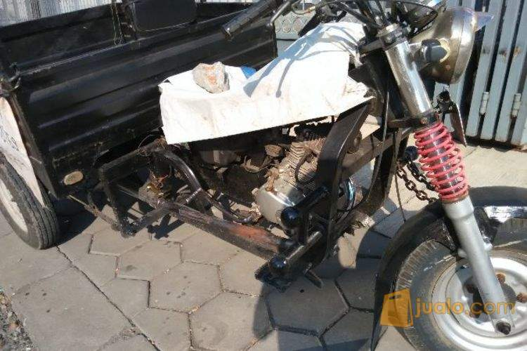 harga Tossa Hercules Roda 3 150 cc Istimewa Jualo.com