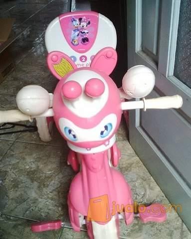 harga Sepeda Anak WimCycle_Pink Jualo.com