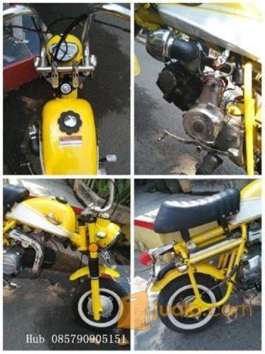 harga Honda monkey mini trail unik jakarta Jualo.com