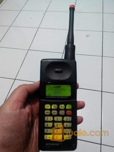 harga Hp jadul Motorola Microtac Kartu Lebar/besar antena panjang Bandung Cimahi Jualo.com