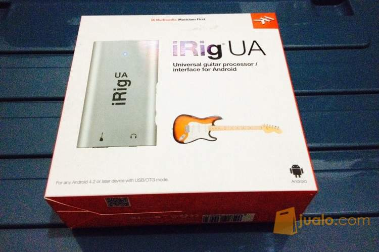 harga iRig UA Guitar Interface for u android Jualo.com