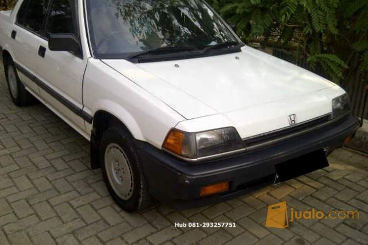 harga Honda Civic Wonder Saloon 4 pintu th 86 'original Jualo.com