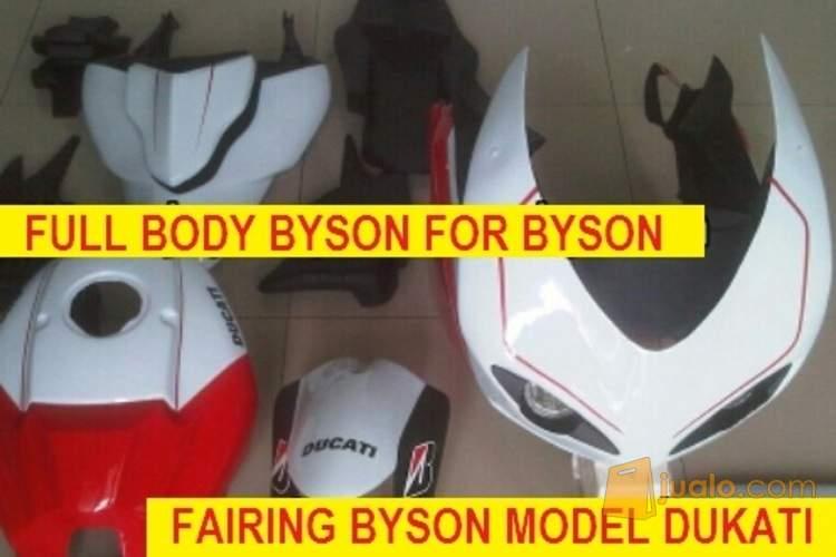 harga fairing byson full fairing MODEL DUKATI Jualo.com