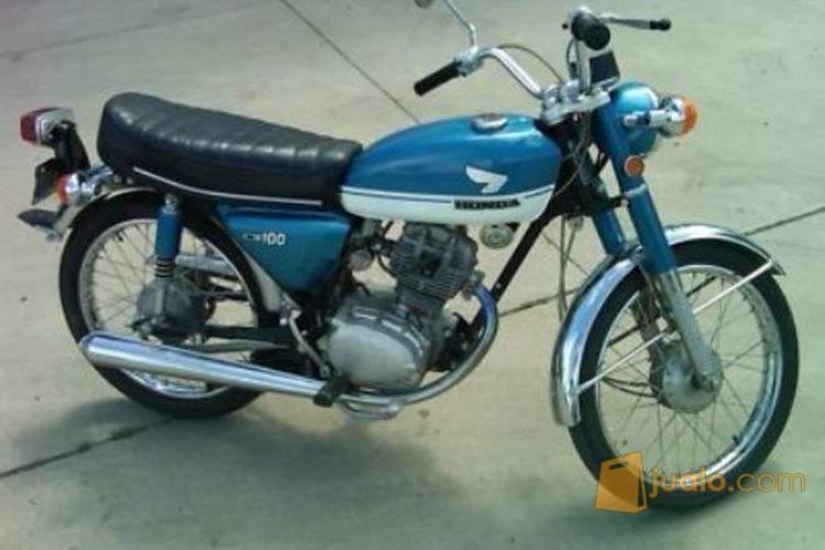 harga motor honda cb 100 Jualo.com