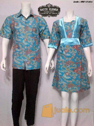 Batik Sarimbit Couple SRD 12