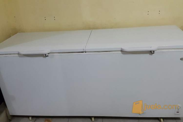 Chest Freezer 2 Pintu Palembang (Bekas)