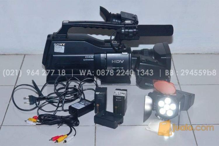 harga Kamera Video Sony HVR-HD 1000 P Jualo.com