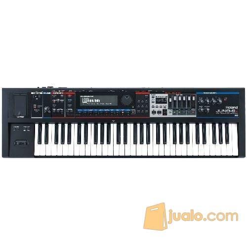 harga Roland Juno Gi (Synthesizer, Workstation, Keyboard) Jualo.com