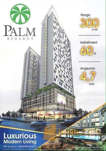 harga Pre Launching apartemen :  PALM REGENCY LUXURIOUS MODERN LIVING Dari pengembang yang terpercaya MOIZLAND DEVELOPMENT Jualo.com