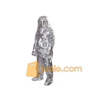harga Baju Alumunium Tahan Api Hwayan Aluminized Suit (500 C) Jualo.com