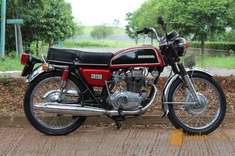 harga Honda Cb 200 twin thn 1976 Jualo.com