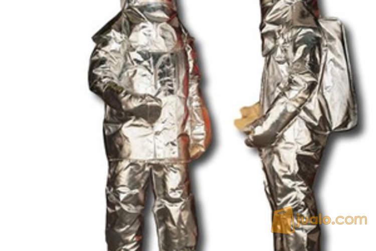 harga Baju Alumunium Tahan Api - Fyrepel Proximity Suit 700BA (2000F) Jualo.com