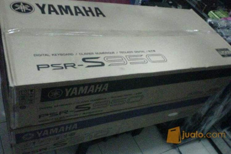 Di Jual keyboard yamaha PSR S950