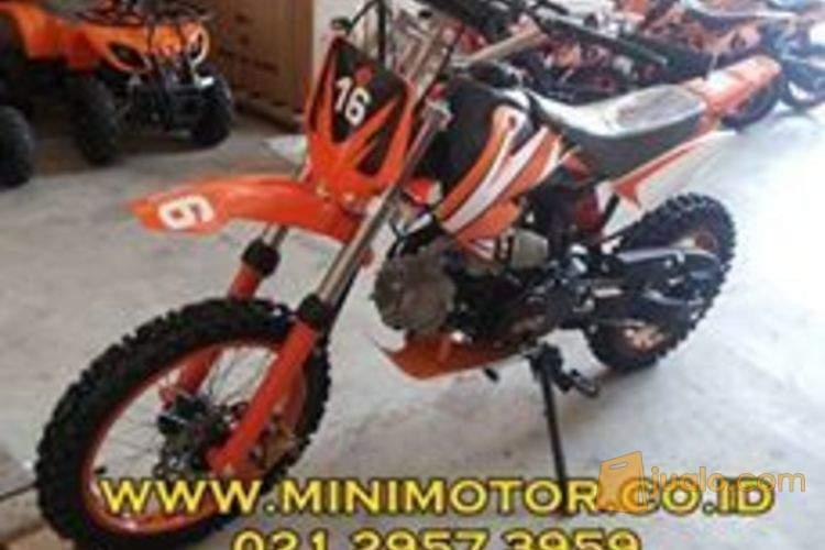 harga motor big trail 110 cc Jualo.com