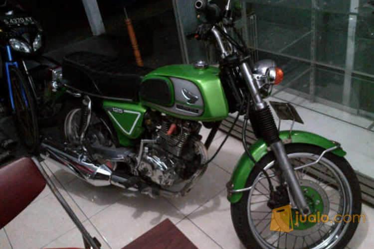 harga motor honda cb200 terawat Jualo.com