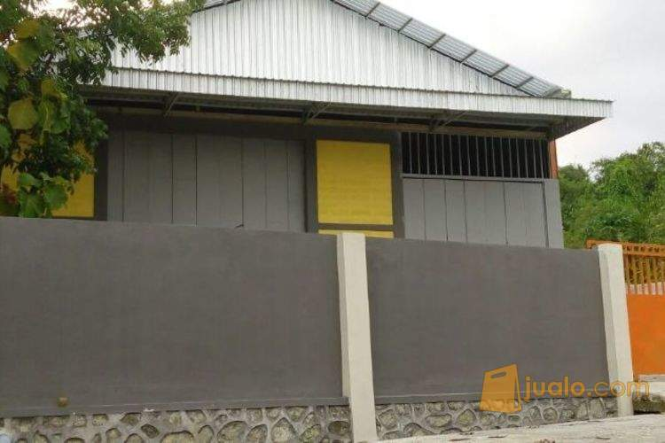 harga Gudang Dijual Strategis Tepi Jalan Raya di Madukismo Bantul Jualo.com