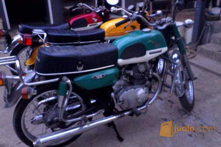 harga 3 Unit Motor Tua Classic Antik Honda (CB Twin) Jualo.com