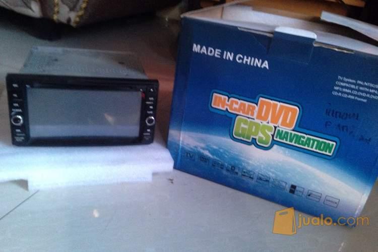 harga Tape double din mp3,usb,gps,tv,bluetoth,suport kamera mundur Jualo.com
