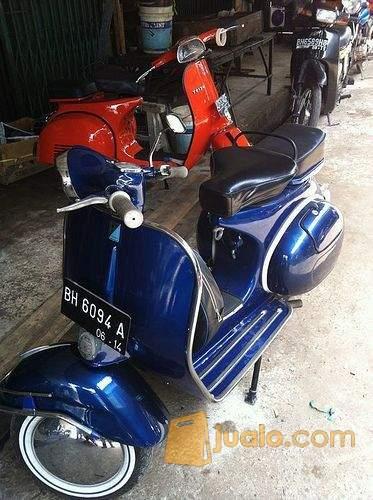 harga Vespa VNB3 Corsa 125cc Thn 1962 Jualo.com