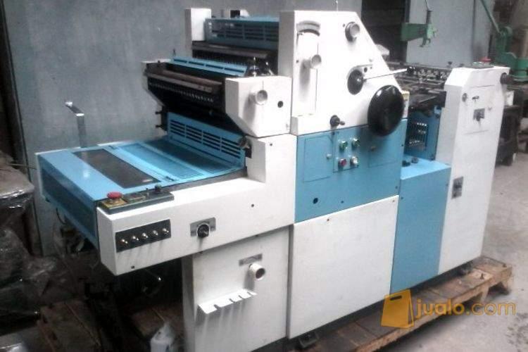 harga mesin cetak offset langsung nomerator dan porporasi Jualo.com