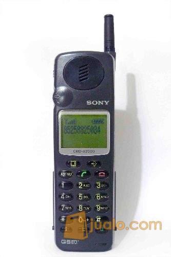 harga Sony Cmd-x2000 black Jualo.com