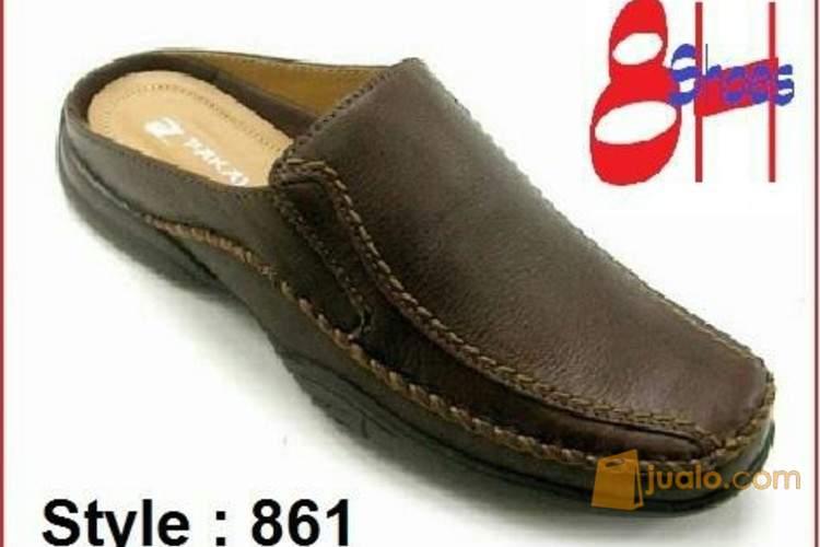 harga Sepatu Selop Kulit Pakalolo Boots 861 Jualo.com